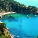 Испания. Море и птицы