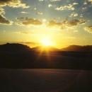 Восход на Коста-Брава